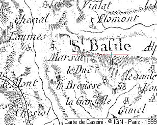 Domaine du Temple de Saint-Bazile