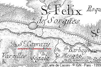 Domaine du Temple de Saint-Capraize