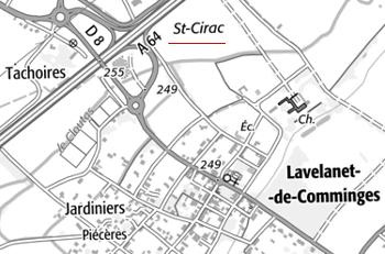 Domaine du Temple de Caint-Cirac