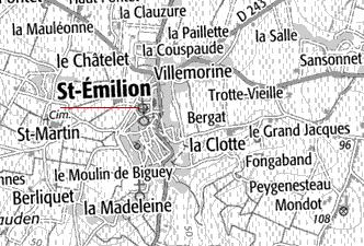 Domaine du Temple de Saint-Emilion
