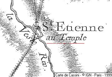Saint-Etienne-au-Temple