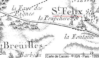 Domaine du Temple de Saint-Félix