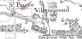 Domaine de l'Hôpital de Saint-Fiacre