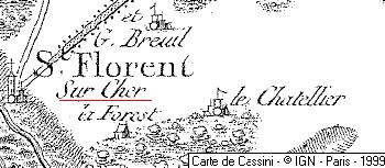 Domaine du Temple de Saint-Florent-sur-Cher
