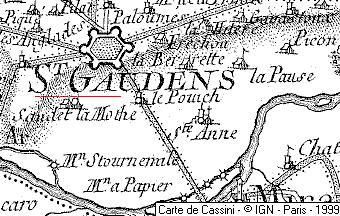 Domaine du Temple de Saint-Gauden