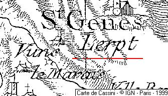 Domaine du Temple de Saint-Genest-Lerpt