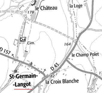 Domaine du Temple de Saint-Germain-Langot