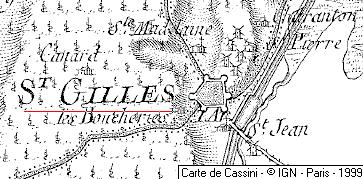 Maison du Temple de Saint-Gilles