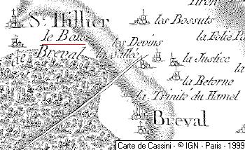 Domaine du Temple de Saint-Illiers-le-Bois