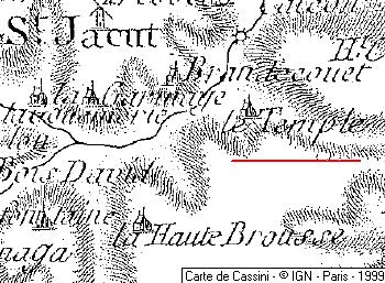 Le Temple de Saint-Jacut-les-Pins
