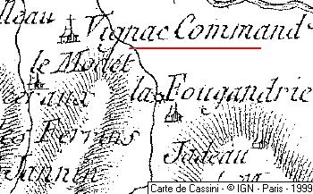 Commanderie d'Auvignac