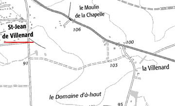 Hôpital Saint-Jean de Villenard