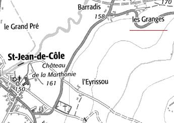Domaine du Temple de Saint-Jean de Côle