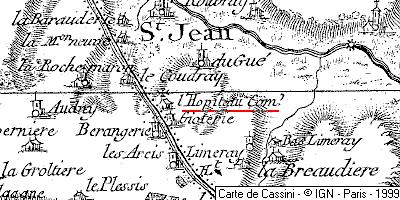 Domaine du Temple de l'Hopitau