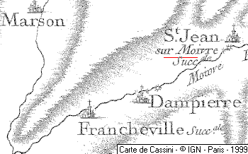 Domaine du Temple de Saint-Jean-sur-Moivre