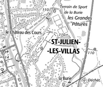 Maisons du Temple de Sencey et Saint-Julien