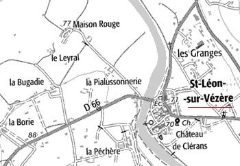 Domaines du Temple de Saint-Léon-sur-Vézère