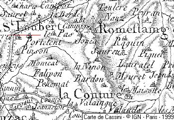 Domaine du Temple de Saint-Loubert