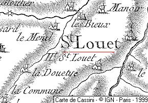 Domaine du Temple de Saint-Louet-sur-Seulles