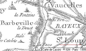 Domaine du Temple de Saint-Lou-Hors