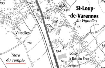 Temple de Saint-Loup-de-Varennes