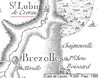 Domaine du Temple Saint-Lubin-de-Cravant