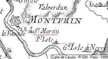 Domaine du Temple de Saint-Martin de Trévils