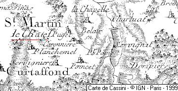 Domaine Saint-Martin-le-Châtel