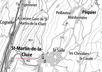 Domaine du Temple de Cluze-et-Paquier