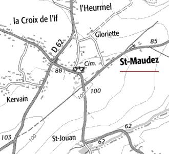 Domaine du Temple de Saint-Maudez