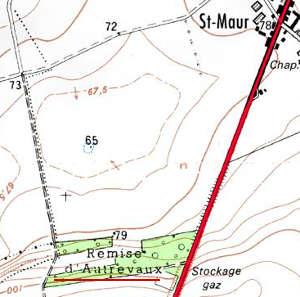 Domaine du Temple de Saint-Maur
