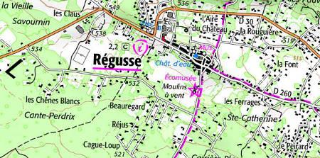 Saint-Maurice de Regusse