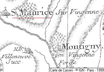 Seigneurie du Temple de Saint-Maurice-sur-Vingeanne