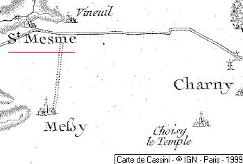 Domaine du Temple de Saint-Mesmes