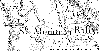 Domaine du Temple de Saint-Mesmin