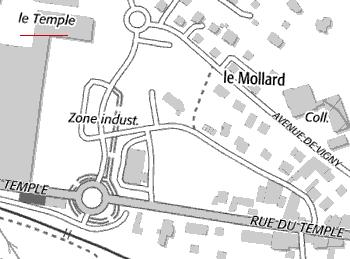 Le Temple de Saint-Michel-de-Maurienne