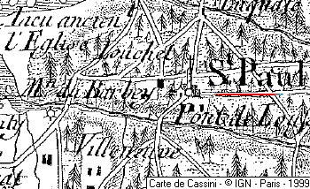 Domaine du Temple Saint-Paul-En-Born