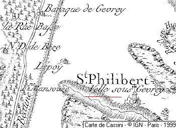Maison du Temple de Saint-Philibert
