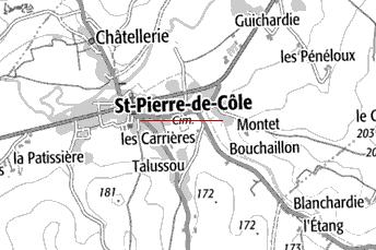 Domaine du Temple de Saint-Pierre-de-Côle