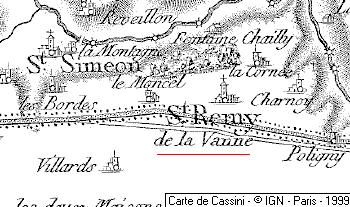 Saint-Rémy-de-la-Vanne