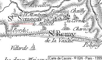 Domaine du Temple de Saint-Siméon