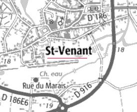 Fiefs du Temple de Saint-Venant
