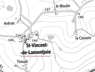 Maison du Temple de Saint-Vincent de Lamontjoie
