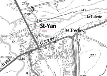 Domaine du Temple de Saint-Yan