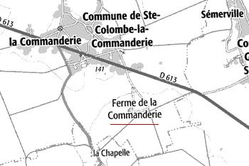 Domaine du Temple de Sainte-Colombe