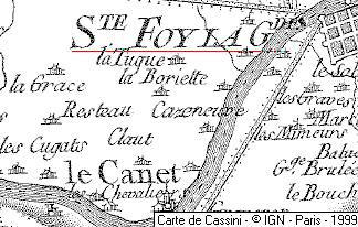 Domaine du Temple de Sainte-Foy-la-Grande