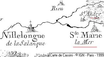 Domaine du Temple de Sainte-Marie et Saint-André