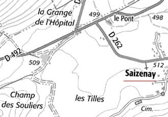 Domaine du Temple de Saizenay