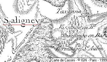Domaine du Temple de Saligney