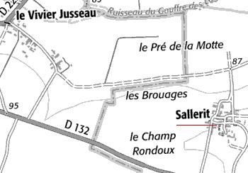 Domaine du Temple de Sallerit